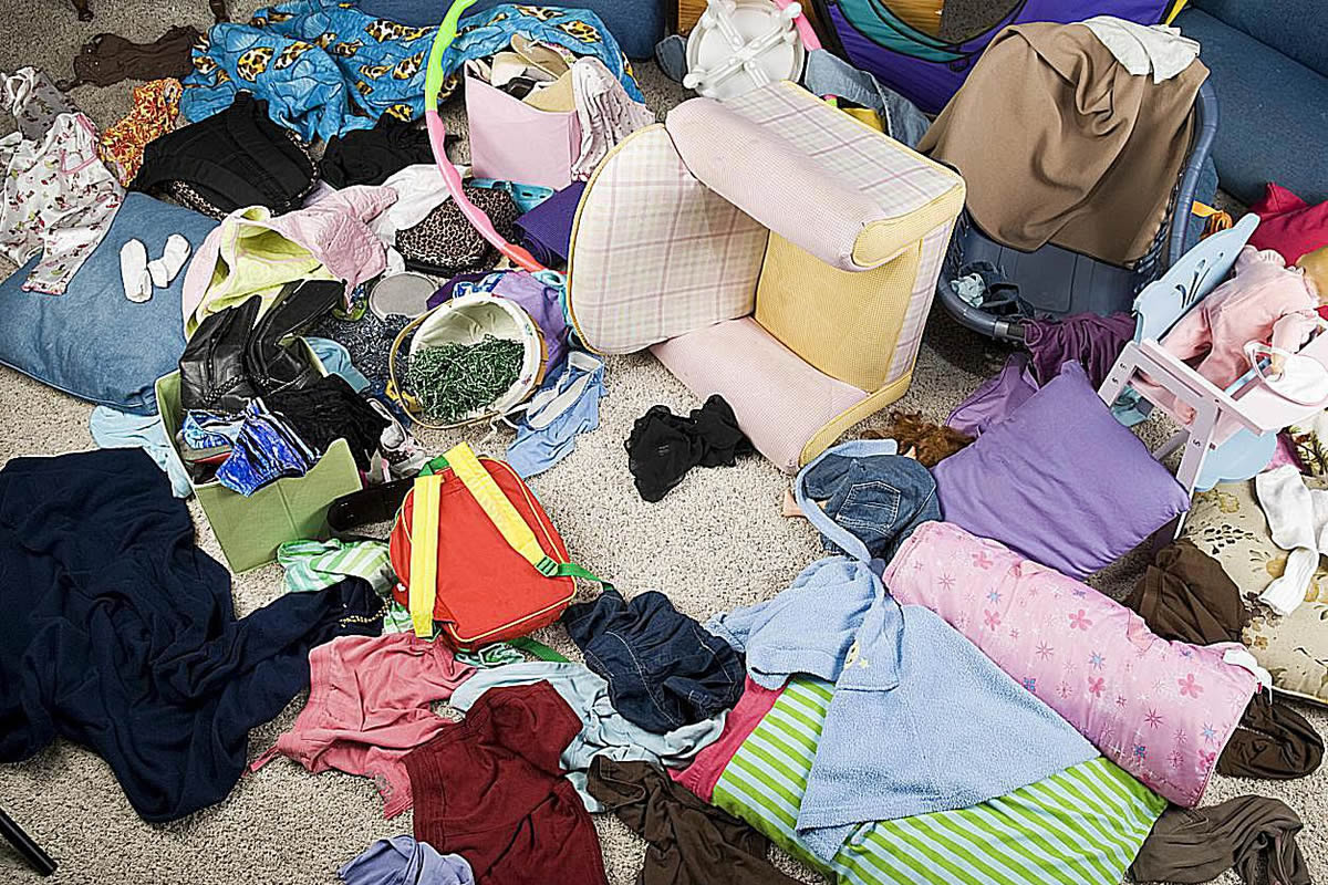 Four Tips to Prevent Clutter and Stop Hoarding