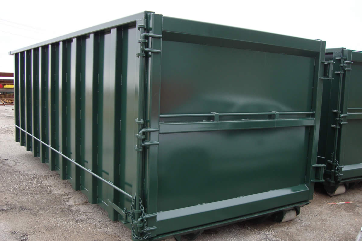 Make your cleaning easy with a roll off dumpster rental in Orlando