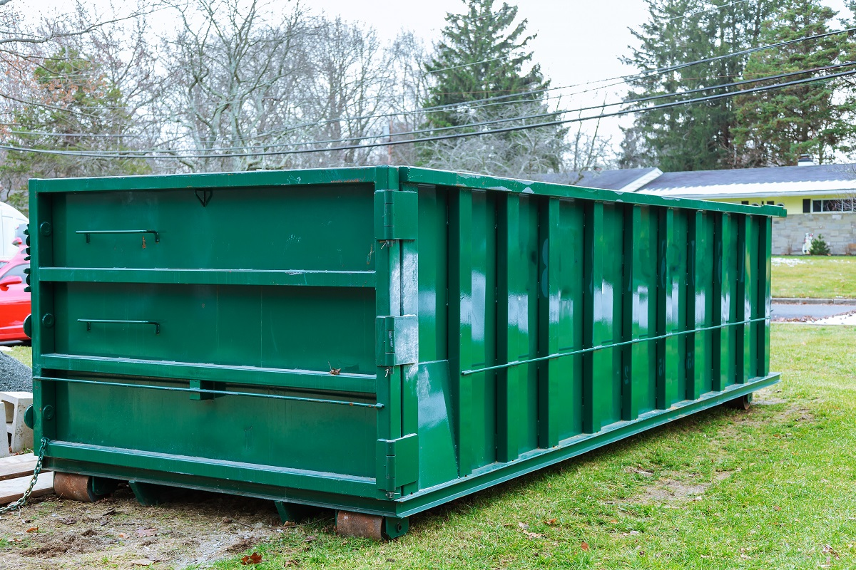 Three Reasons You May Need a Roll Off Dumpster Rental