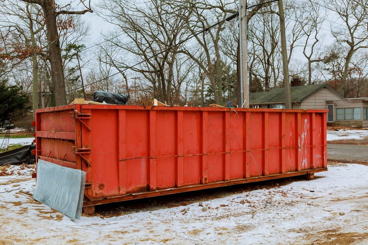 Why Renting a Dumpster is the Most Efficient Way to Clean Up