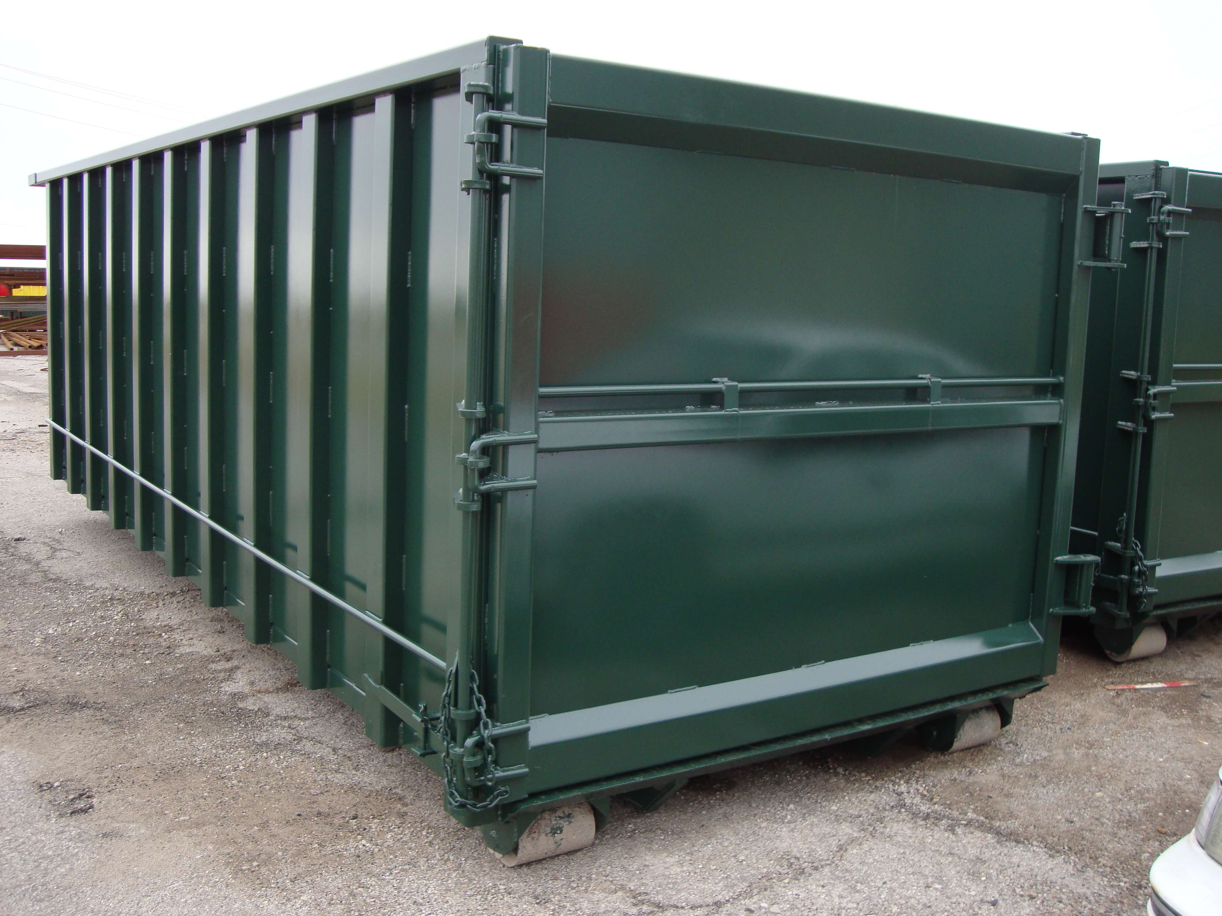 Tip Top Containers - Roll Off Dumpster
